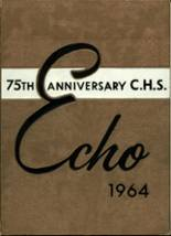 1964 Yearbook Central High School