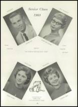 1960 Rockville High School Yearbook Page 22 & 23