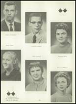 1960 Rockville High School Yearbook Page 26 & 27