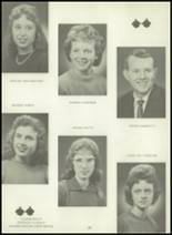 1960 Rockville High School Yearbook Page 32 & 33