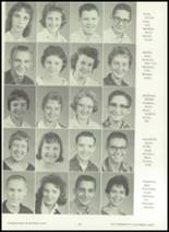 1960 Rockville High School Yearbook Page 38 & 39