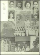 1960 Rockville High School Yearbook Page 40 & 41