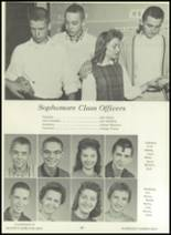 1960 Rockville High School Yearbook Page 42 & 43