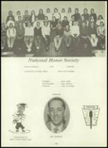 1960 Rockville High School Yearbook Page 68 & 69