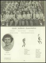 1960 Rockville High School Yearbook Page 72 & 73
