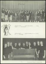 1960 Rockville High School Yearbook Page 74 & 75