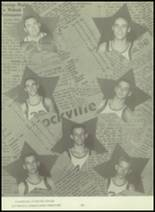 1960 Rockville High School Yearbook Page 86 & 87