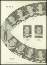 1960 Rockville High School Yearbook Page 88 & 89