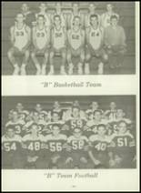 1960 Rockville High School Yearbook Page 90 & 91