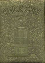 1951 Yearbook Chickasha High School