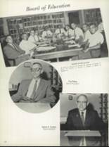 1962 Cahokia High School Yearbook Page 16 & 17