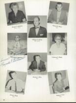 1962 Cahokia High School Yearbook Page 24 & 25