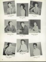 1962 Cahokia High School Yearbook Page 28 & 29