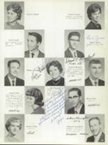 1962 Cahokia High School Yearbook Page 32 & 33
