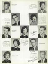 1962 Cahokia High School Yearbook Page 36 & 37