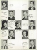 1962 Cahokia High School Yearbook Page 40 & 41