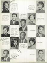 1962 Cahokia High School Yearbook Page 44 & 45