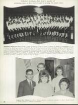 1962 Cahokia High School Yearbook Page 54 & 55
