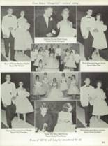 1962 Cahokia High School Yearbook Page 56 & 57