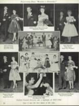 1962 Cahokia High School Yearbook Page 60 & 61