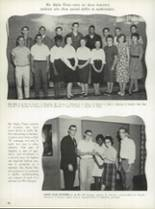 1962 Cahokia High School Yearbook Page 74 & 75