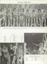 1962 Cahokia High School Yearbook Page 104 & 105