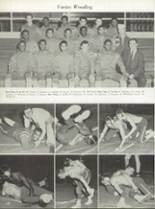 1962 Cahokia High School Yearbook Page 106 & 107