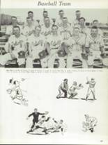 1962 Cahokia High School Yearbook Page 110 & 111
