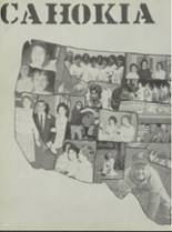 1962 Cahokia High School Yearbook Page 128 & 129
