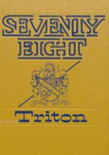1978 Yearbook Tri-Central High School