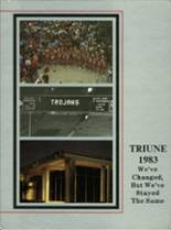 1983 Yearbook Trinity High School
