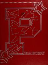 1978 Yearbook Peabody High School