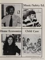 1982 Mt. Pleasant High School Yearbook Page 28 & 29