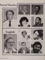 1982 Mt. Pleasant High School Yearbook Page 30 & 31