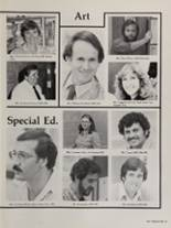 1982 Mt. Pleasant High School Yearbook Page 34 & 35