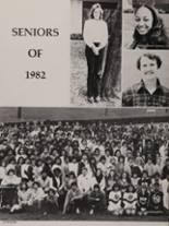 1982 Mt. Pleasant High School Yearbook Page 38 & 39