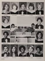 1982 Mt. Pleasant High School Yearbook Page 40 & 41