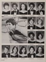 1982 Mt. Pleasant High School Yearbook Page 42 & 43