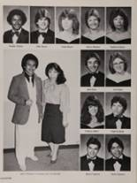 1982 Mt. Pleasant High School Yearbook Page 48 & 49