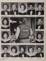 1982 Mt. Pleasant High School Yearbook Page 50 & 51