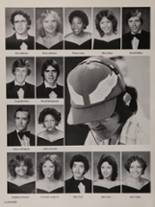 1982 Mt. Pleasant High School Yearbook Page 54 & 55