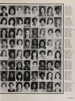 1982 Mt. Pleasant High School Yearbook Page 72 & 73