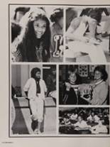 1982 Mt. Pleasant High School Yearbook Page 98 & 99