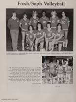 1982 Mt. Pleasant High School Yearbook Page 110 & 111