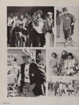 1982 Mt. Pleasant High School Yearbook Page 122 & 123
