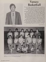 1982 Mt. Pleasant High School Yearbook Page 124 & 125
