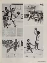 1982 Mt. Pleasant High School Yearbook Page 126 & 127