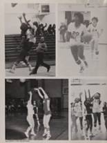 1982 Mt. Pleasant High School Yearbook Page 132 & 133