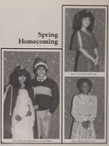 1982 Mt. Pleasant High School Yearbook Page 142 & 143