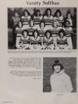 1982 Mt. Pleasant High School Yearbook Page 150 & 151